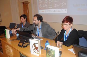Mesa sobre traducción