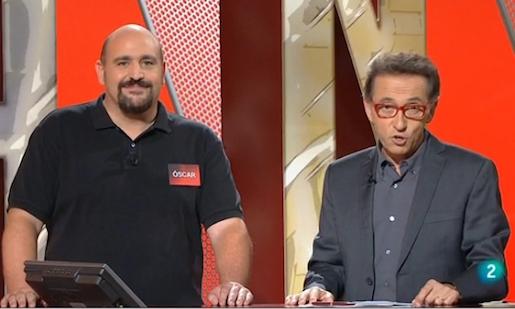 Óscar García y Jordi Hurtado