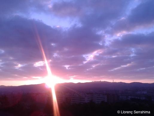 Vista desde Sant Cugat