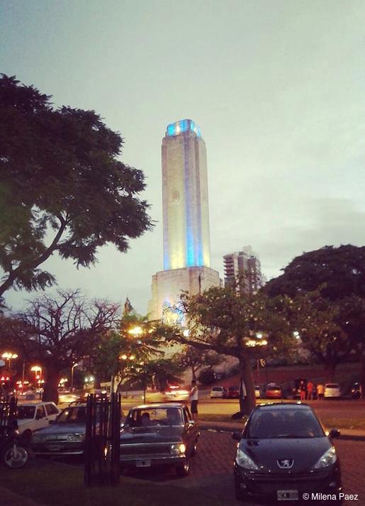 Monumento bandera