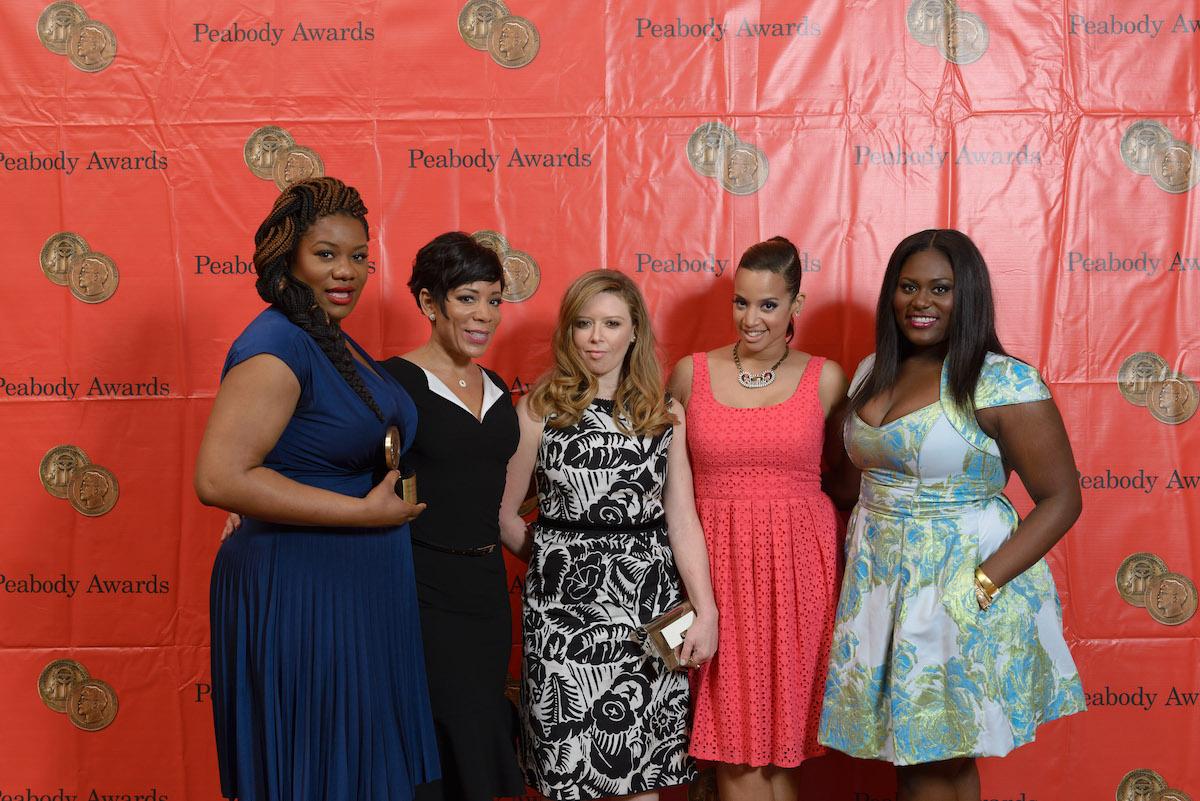 Cinco actrices de la serie «Orange is the New Black»
