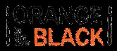 Logotipo de la serie «Orange is the New Black»