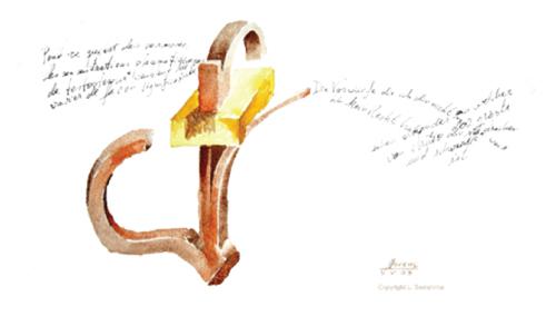 Ilustración de Llorenç Serrahima