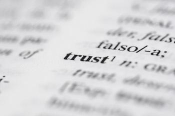 Trust en un diccionario